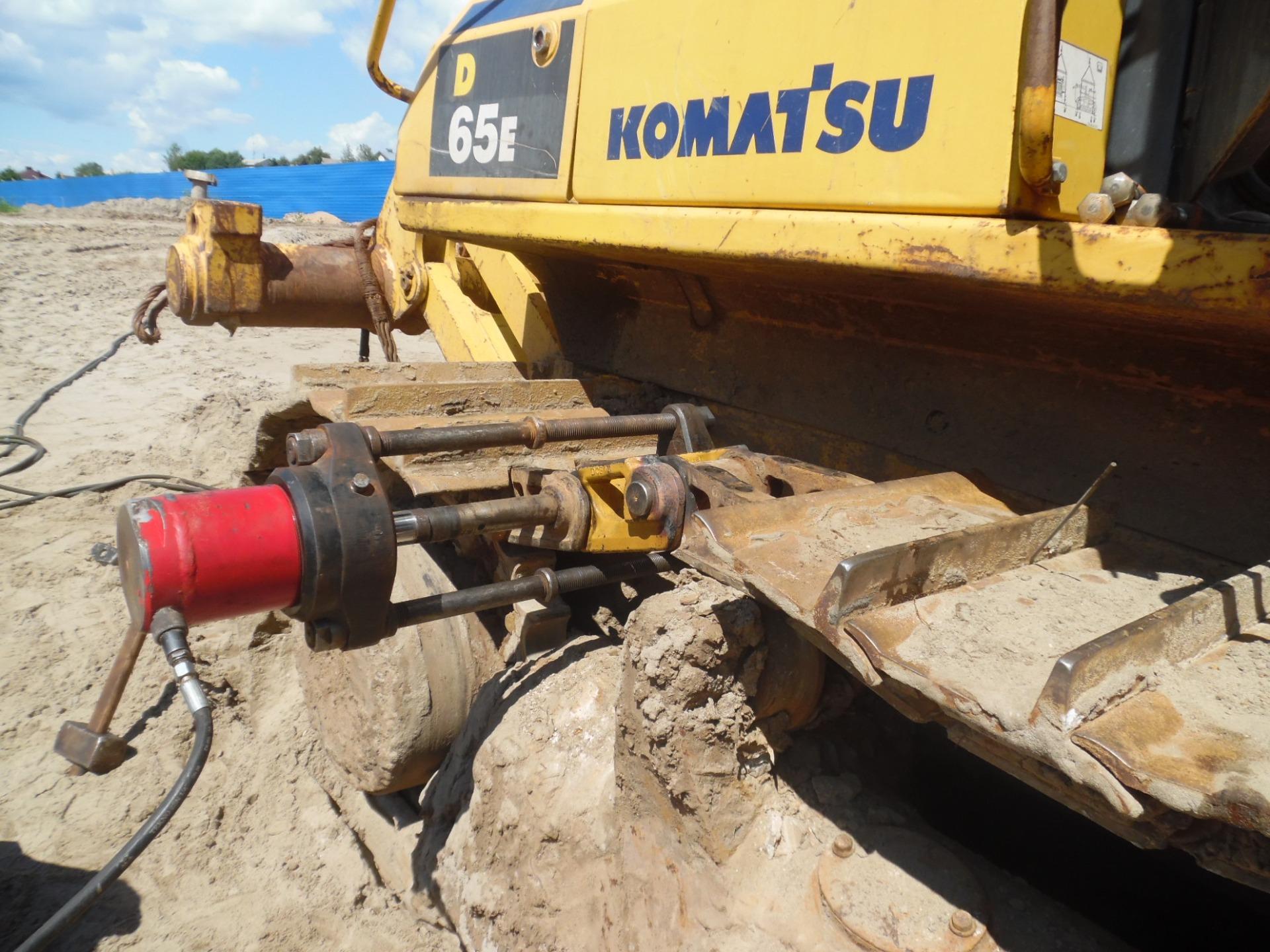звено цепи 14Х-32-13120 бульдозер komatsu d65E-12