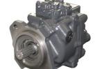 Ремонт основного насоса гидравлики WB97S-5